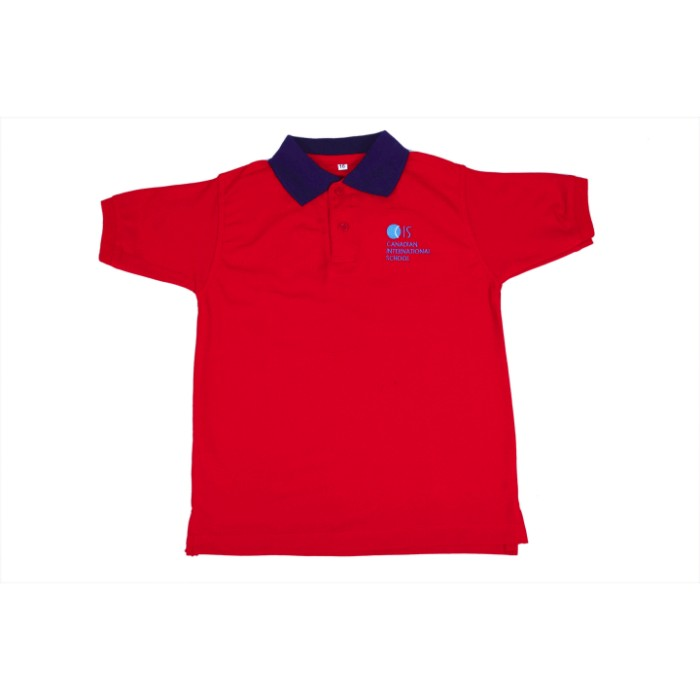House T Shirt_Red