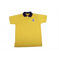 YELLOW T-SHIRT DRY FIT H/S