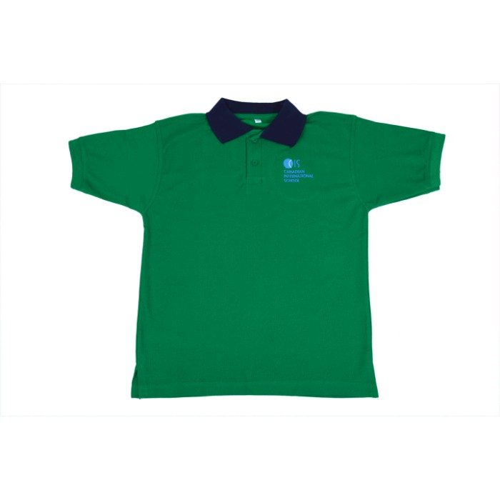 House T Shirt_Green