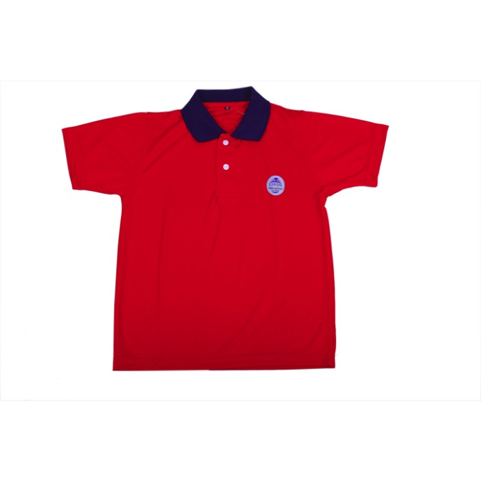 Red House T-Shirt Dry Fit H/S