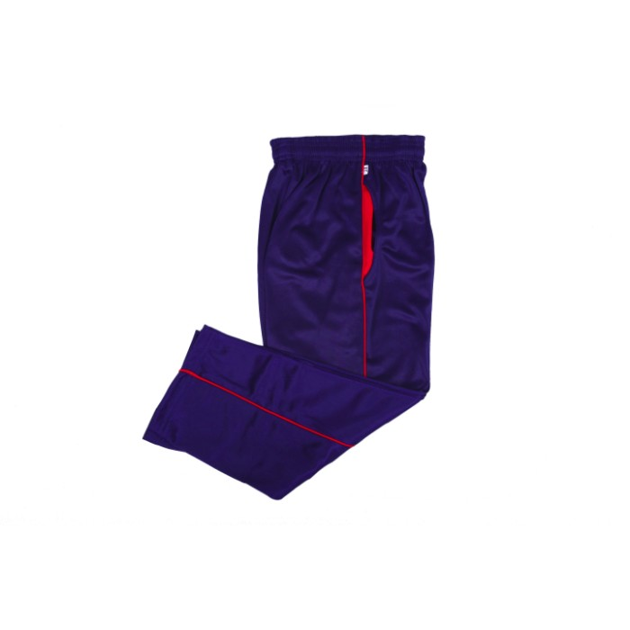 Red Track Pant