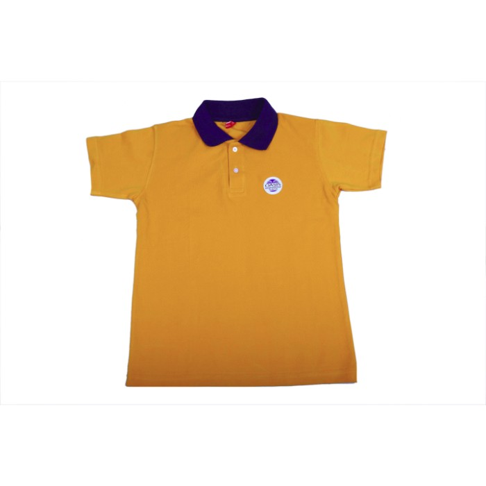 Yellow House T-Shirt Cotton H/S