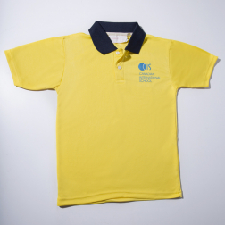 House T Shirt_Yellow