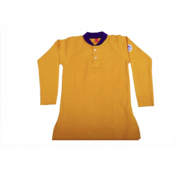 Yellow House T-Shirt Cotton F/S